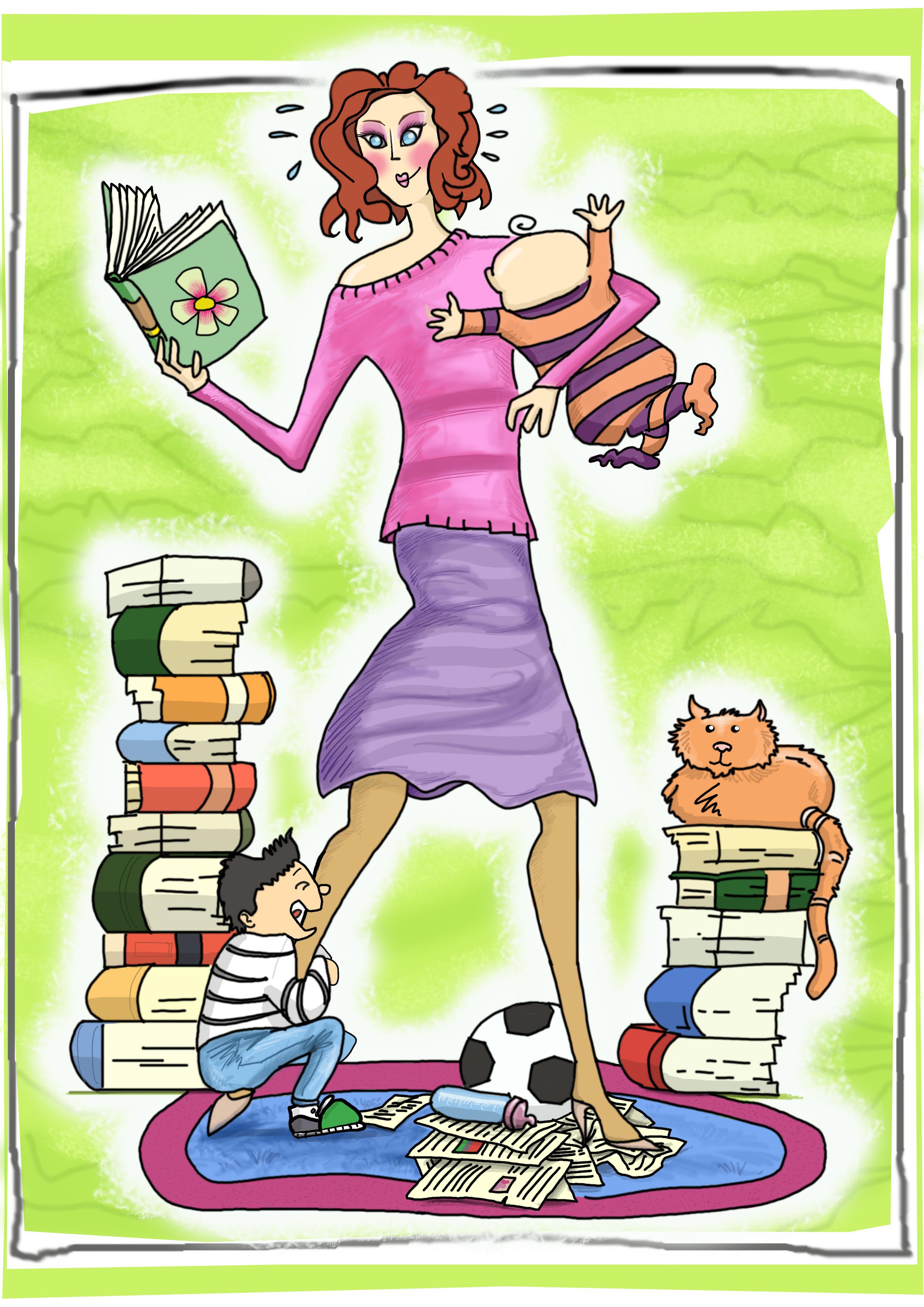 Studie tips voor studerende moeders studerende moeders for Moeders en zonen psychologie
