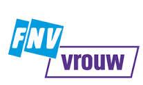 FNV Vrouw logo