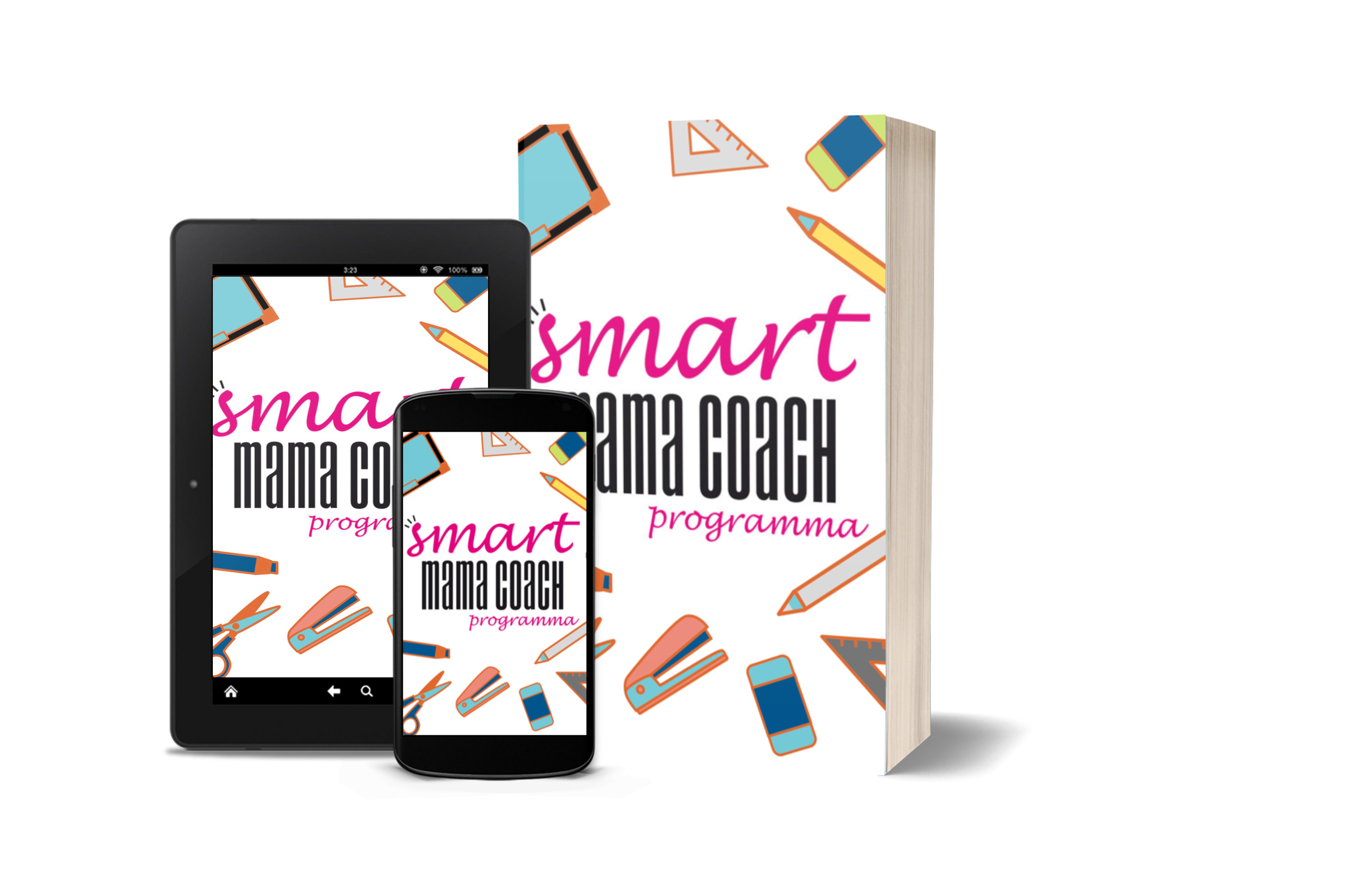 smc programma phone tablet en boek